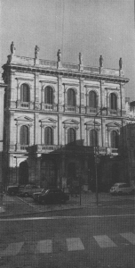 Palazzo Di Santo nel 1977