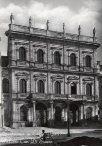 Palazzo Di Santo - Cartolina del 1950 circa