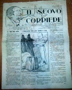 Il Nuovo Corriere, 24/05/1925