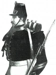 Sergente Perniola, Archivio Paolo Spinelli