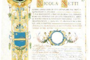 I cento anni di Nicola Netti