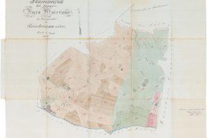 Le carte topografiche dell'Agro Materano del 1898